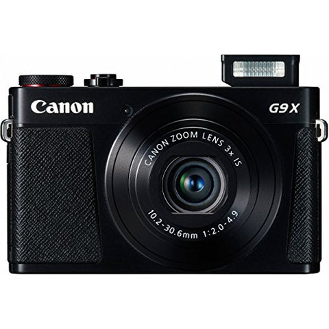 Canon PowerShot G9 X Digital Camera review 2020