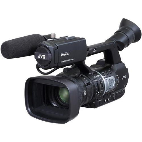 JVC GY-HM620U ProHD Professional Mobile Camcorder review 2020