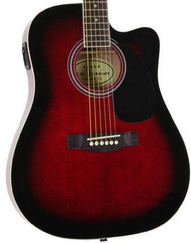 Jameson Guitars Full Size Thinline Acoustic review 2020