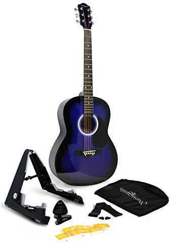 Martin Smith 6 String Acoustic Guitar SuperKit review 2020