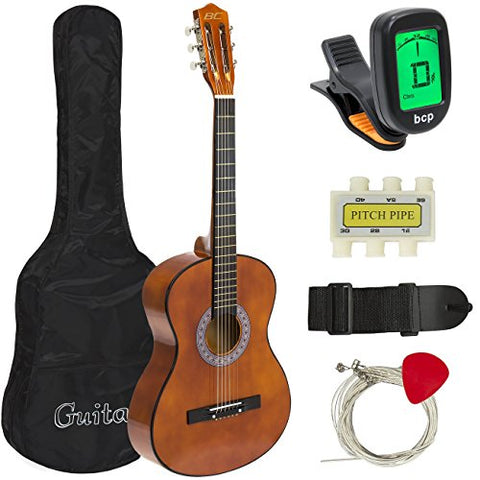 Smartxchoices Acoustic Guitar for Starter