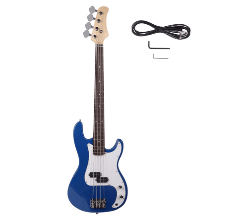 Yoshioe Electric Bass Guitar Full Size review 2020