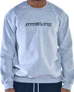 A&S Embroidery Crewneck