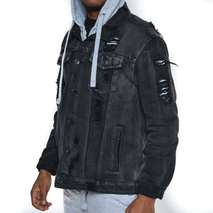 Attitude & Style Original Denim Jacket