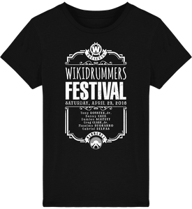 WIKIDRUMMERS - RLRRLRLL Clothing