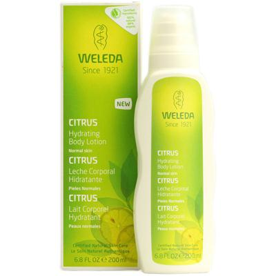 Weleda Citrus Hydrating Lotion (1x6.8 Oz)