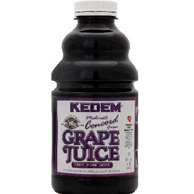 Kedem Grape Juice Concord (12x32OZ )