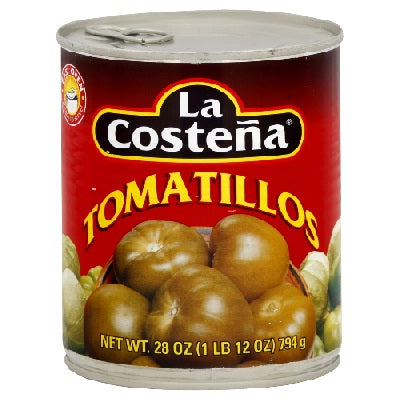 La Costena Green Tomatillo (12x28OZ )