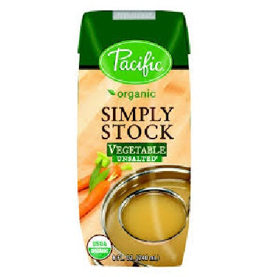 Pacific Natural Foods Smplstk Veg Ns (12x8OZ )