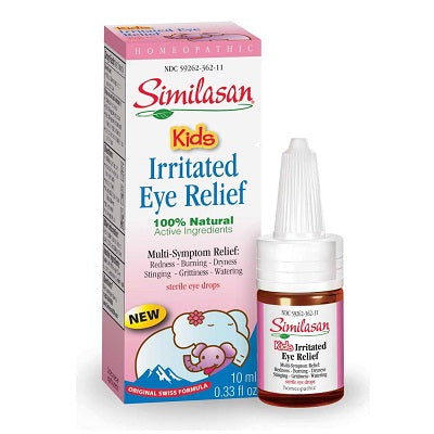 Similasan Kid Irritate Eye Rel (1x0.33OZ )