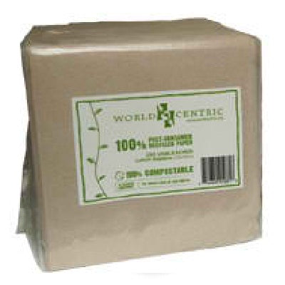 World Centric Lunch Napkins 2 Ply (18x250 CT)