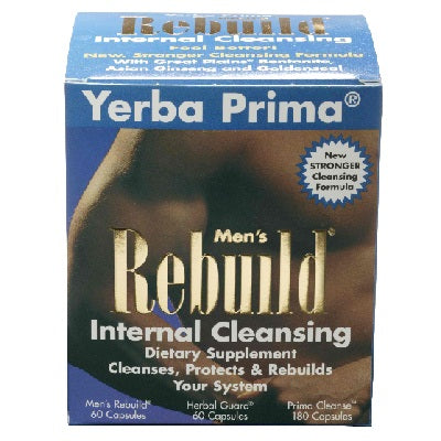 Yerba Prima Men Intrnl Clns (1x1KIT )