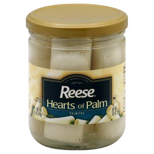 Reese Hearts Of Palm Glass (1X14.8 OZ)