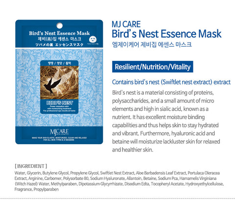 Mj care Essance Mask Sheet-Excellent efficacy