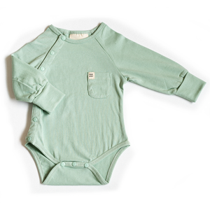 Organic Long-Sleeve Bodysuit