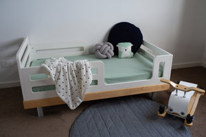 Organic Fitted Cot Sheet