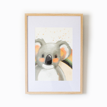 Load image into Gallery viewer, Billie Koala Fine Art Print