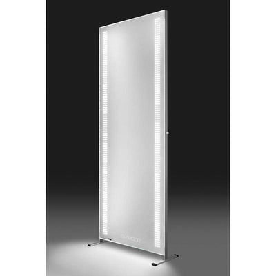 FREE STANDING FULL LENGHT LIGHTED MIRROR