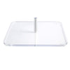 SQUARE ACRYLIC TABLE BASE