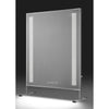 Midsize lighted luxury mirror