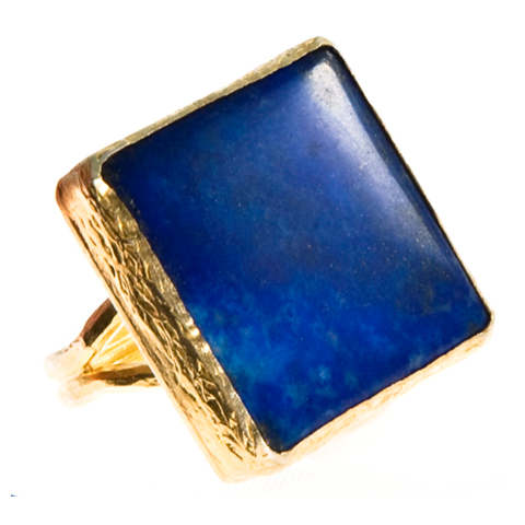 Sexy Single Lapis Ring