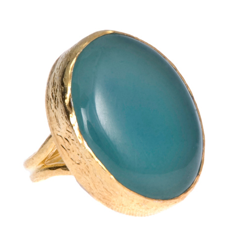 Sexy Single Chalcedony Ring