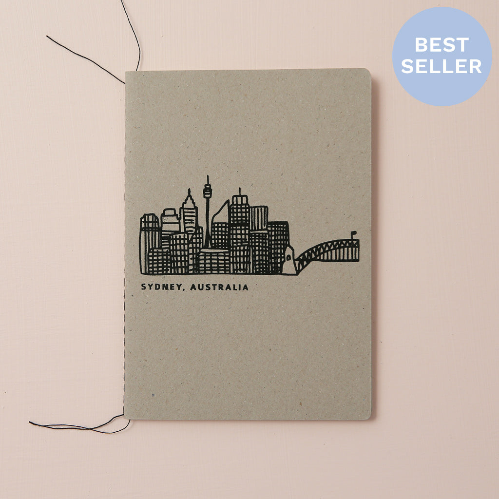 SYDNEY SKYLINE NOTEBOOK