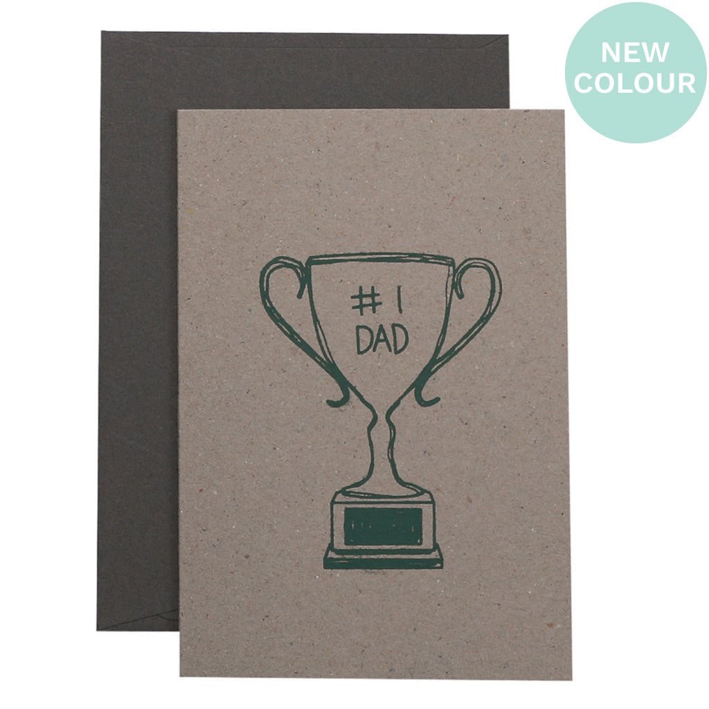 TROPHY DAD - various colours