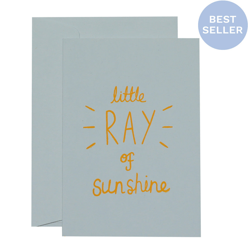 RAY OF SUNSHINE - various colours