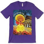 Bella + Canvas 3001 Unisex Jersey Crew Neck Tee|Incredible India|Kannur