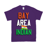 Gildan 2000 Unisex Fine Jersey Crew Neck Tee - Bay Area Indian