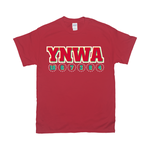 Gildan 2000 Unisex Crew Neck Tee|Liverpool|YNWA|# of Cups/Titles won