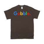 Gildan 2000 Unisex Crew Neck Tee|Gobble|Thanksgiving Turkey Day Funny Gift