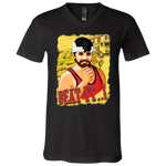 3005 Bella + Canvas Unisex Jersey SS V-Neck T-Shirt - Jayan