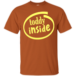 "G200 Gildan Unisex Crew-Neck T-Shirt -  ""Toddy"""