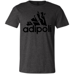 3001C Bella + Canvas Unisex Jersey Short-Sleeve T-Shirt - Adipoli