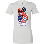6004 Bella + Canvas Ladies' Favorite T-Shirt- Nee Po Mone Dinesha