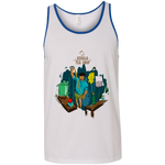 3480 Bella + Canvas Unisex Tank - Tea shop