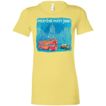 6004 Bella + Canvas Ladies' Favorite T-Shirt - Mumbai