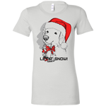 6004 Bella + Canvas Ladies' Favorite T-Shirt - Golden Retriever