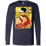 3501 Bella + Canvas Men's Jersey LS T-Shirt - Jayan