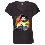 B6005 Bella + Canvas Ladies' Jersey V-Neck T-Shirt - SRK