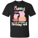 "Gildan 200 Women's Short-Sleeve Crew neck T-Shirt - "" Mummy Pig"""