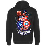 G925 Gildan Heavyweight Pullover Fleece Sweatshirt - Nee Po Mone Dinesha