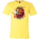3001C Bella + Canvas Unisex Jersey Short-Sleeve T-Shirt - Odiyan