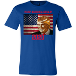 3001C Bella + Canvas Unisex Jersey Short-Sleeve T-Shirt - Donald Trump - Personalise Text