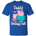 "Gildan 200 Men's Short-Sleeve Crew neck T-Shirt - "" Daddy Pig"""