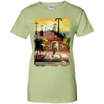 G200L Gildan Ladies' 100% Cotton T-Shirt  - Kozhikode