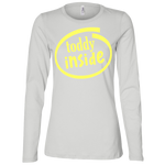 B6450 Bella + Canvas Ladies' Jersey Long Sleeve T-shirt - Toddy