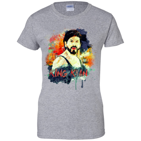 G200L Gildan Ladies' 100% Cotton T-Shirt - SRK